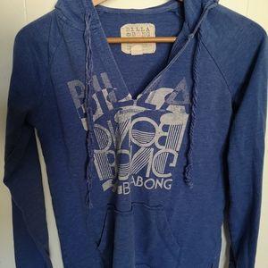Billabong hoodie